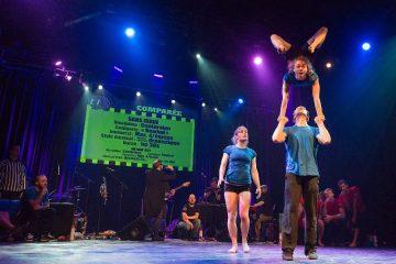 Improvisation circus
